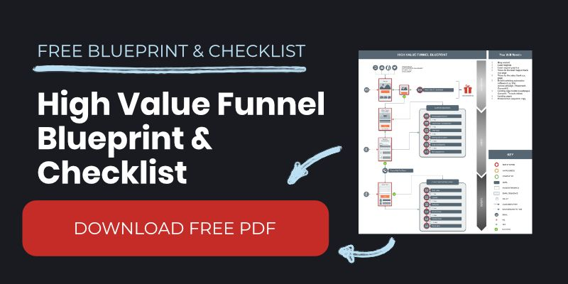 High-Value Funnel Blueprint and Checklist