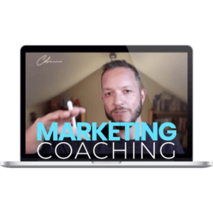 Marketing Coaching with Colin Scotland