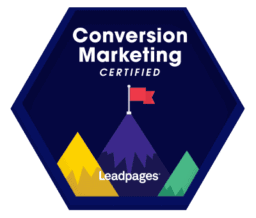 Conversion Marketing Certified Consultant