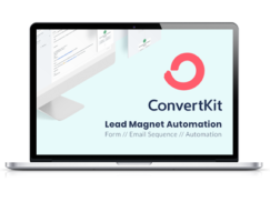 ConvertKit Lead Magnet Delivery