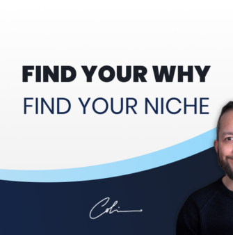Find Your Why, Find Your Niche Course