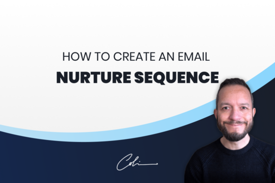 Email Nurture Sequence Training