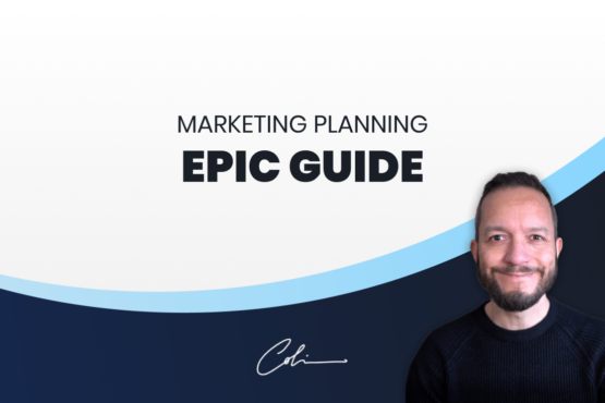 Epic Guide to Marketing Planning Audio Course